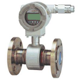 Medidor de flujo magnetico de 3'' 150# recubrimiento de teflon internos 316L