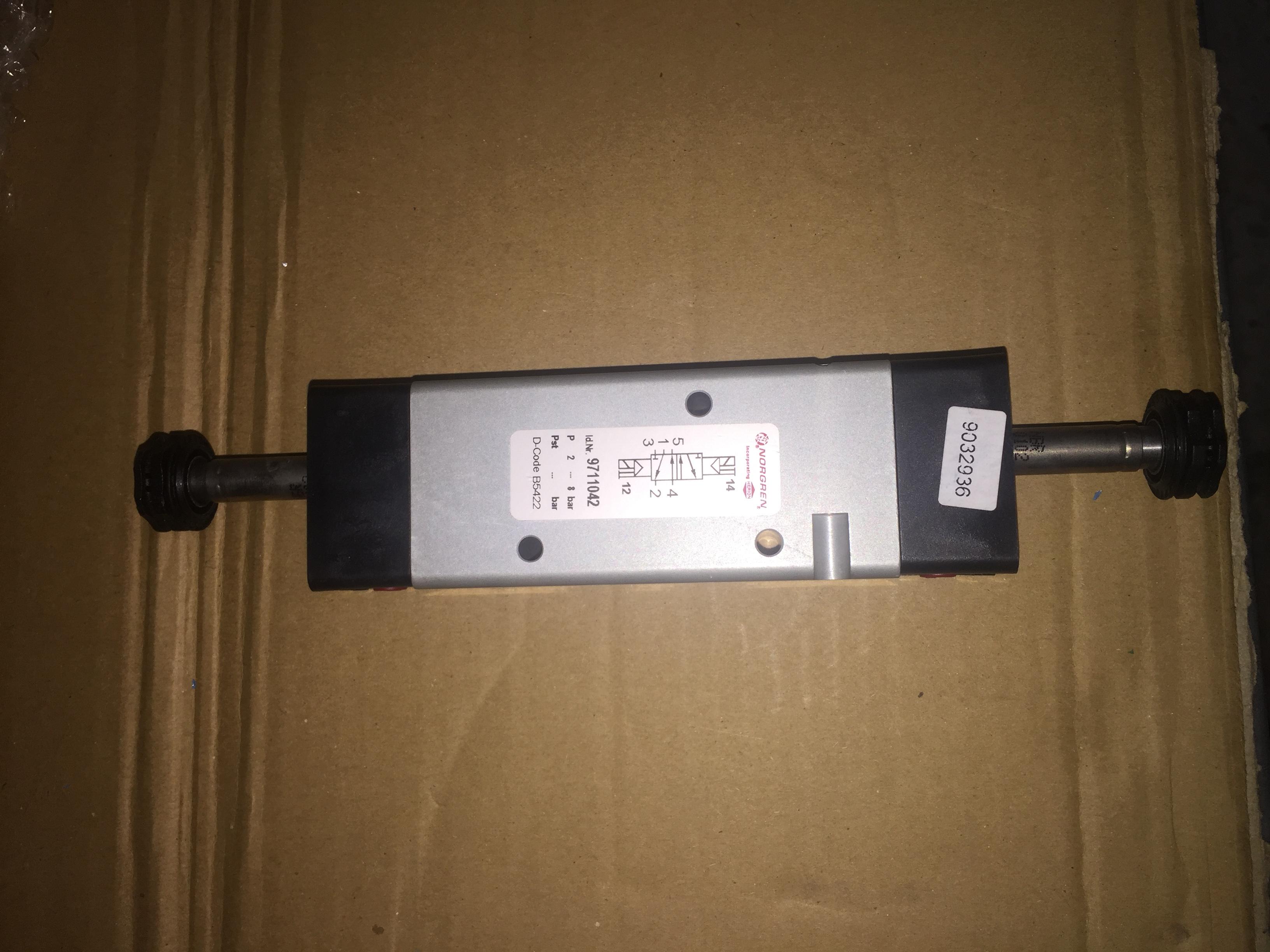 Solenoide modelo 9711042.3062.024.0