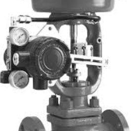 Valvula de globo de control, 1