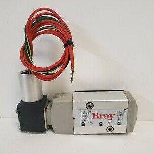 SOLENOIDE S63 N7 A 24 VDC 630250-21403536 marca Bray