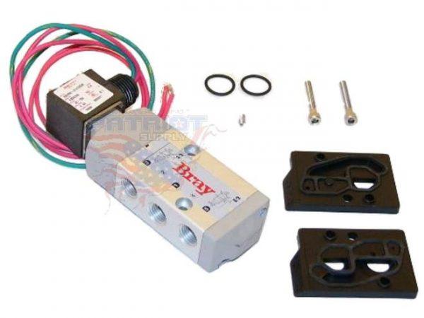 VALULA SOLENOIDE BRAY S63 N7 A 24 VDC
